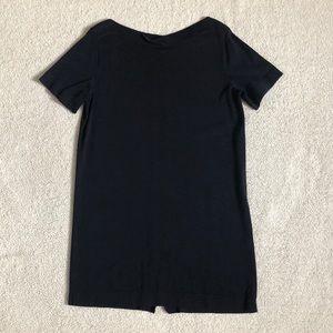 COS Short Sleeve Knit Shift Dress